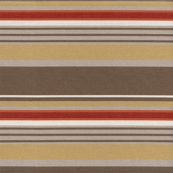Terrace Taupe Stripe