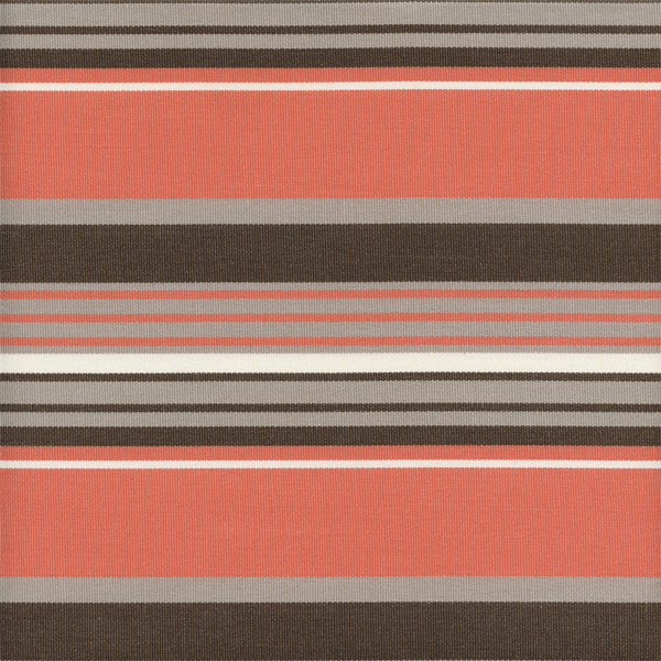 Terrace Coral Stripe